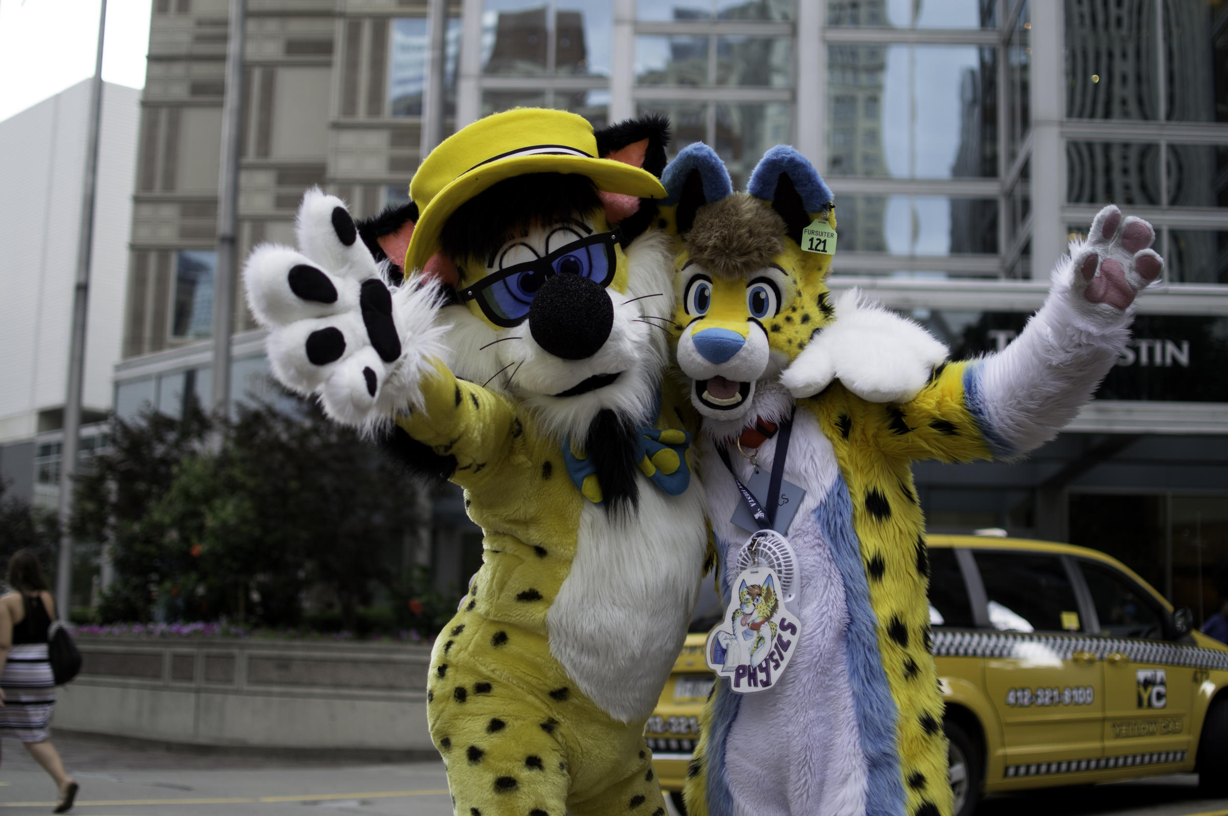 Pa Programs In Florida >> Pittsburgh To Welcome First-Ever Public Furry Parade On ...