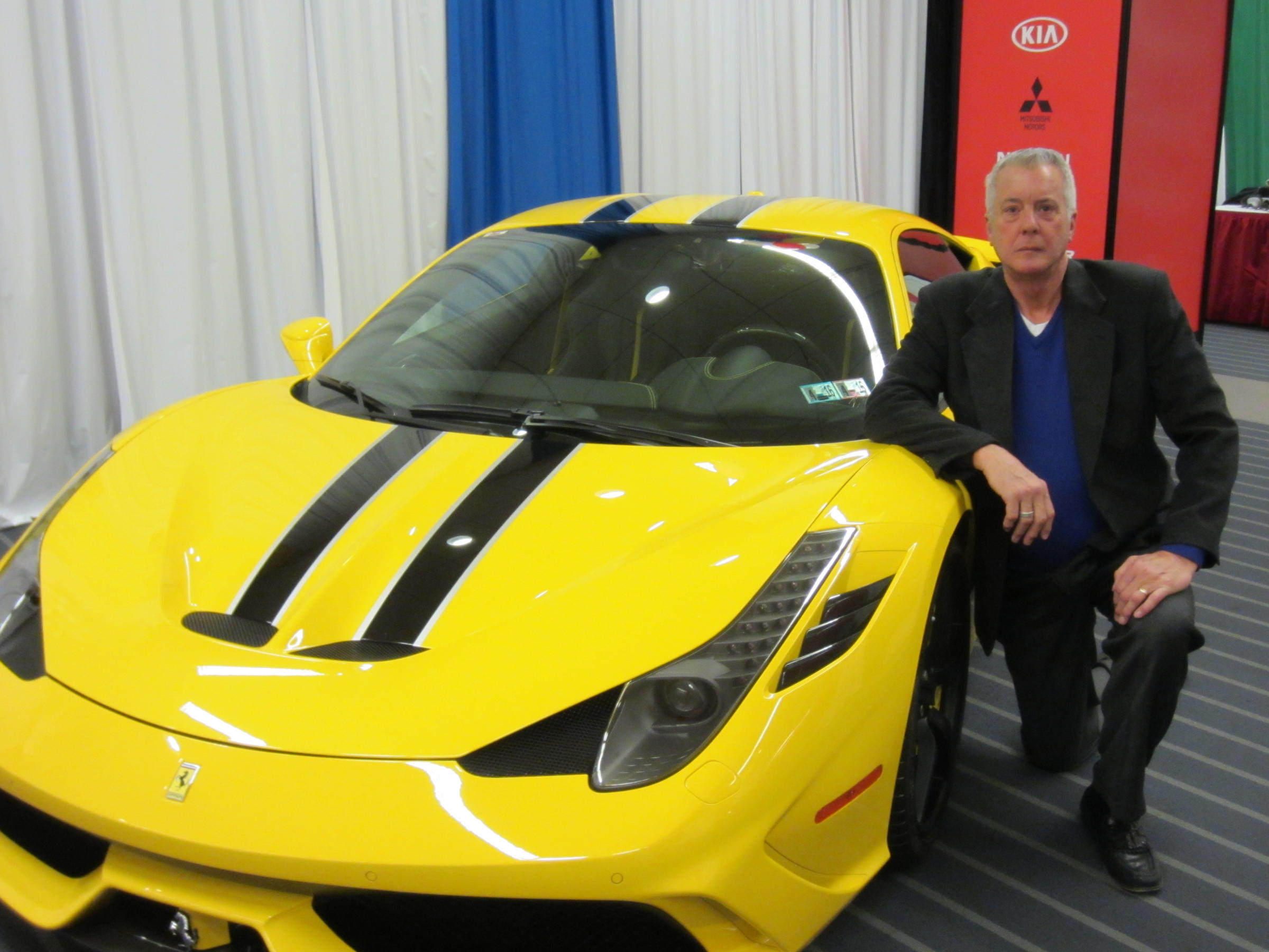 Pittsburgh International Auto Show Presents A World Of Wheels - Pittsburgh car show