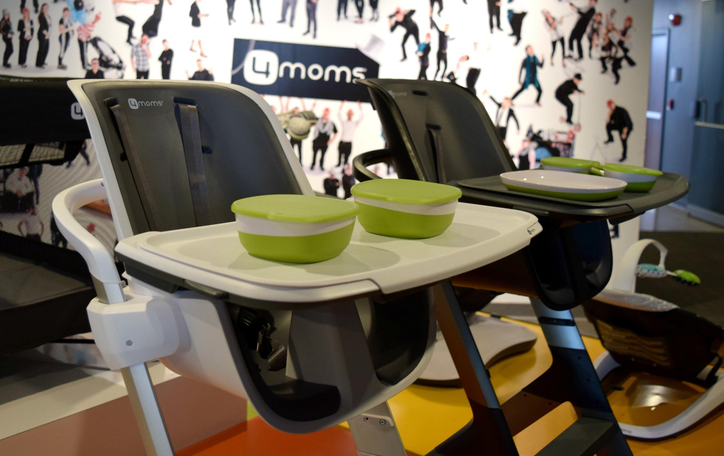 4Moms\' Robotic Car Seat Aims To Improve Safety, Installation | 90.5 WESA