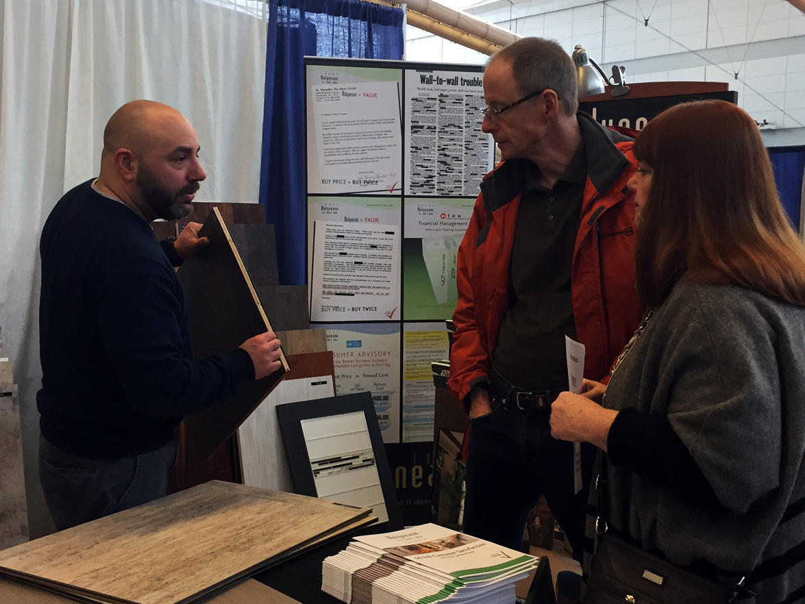 Home And Garden Show Reflects Improving Economy For Home