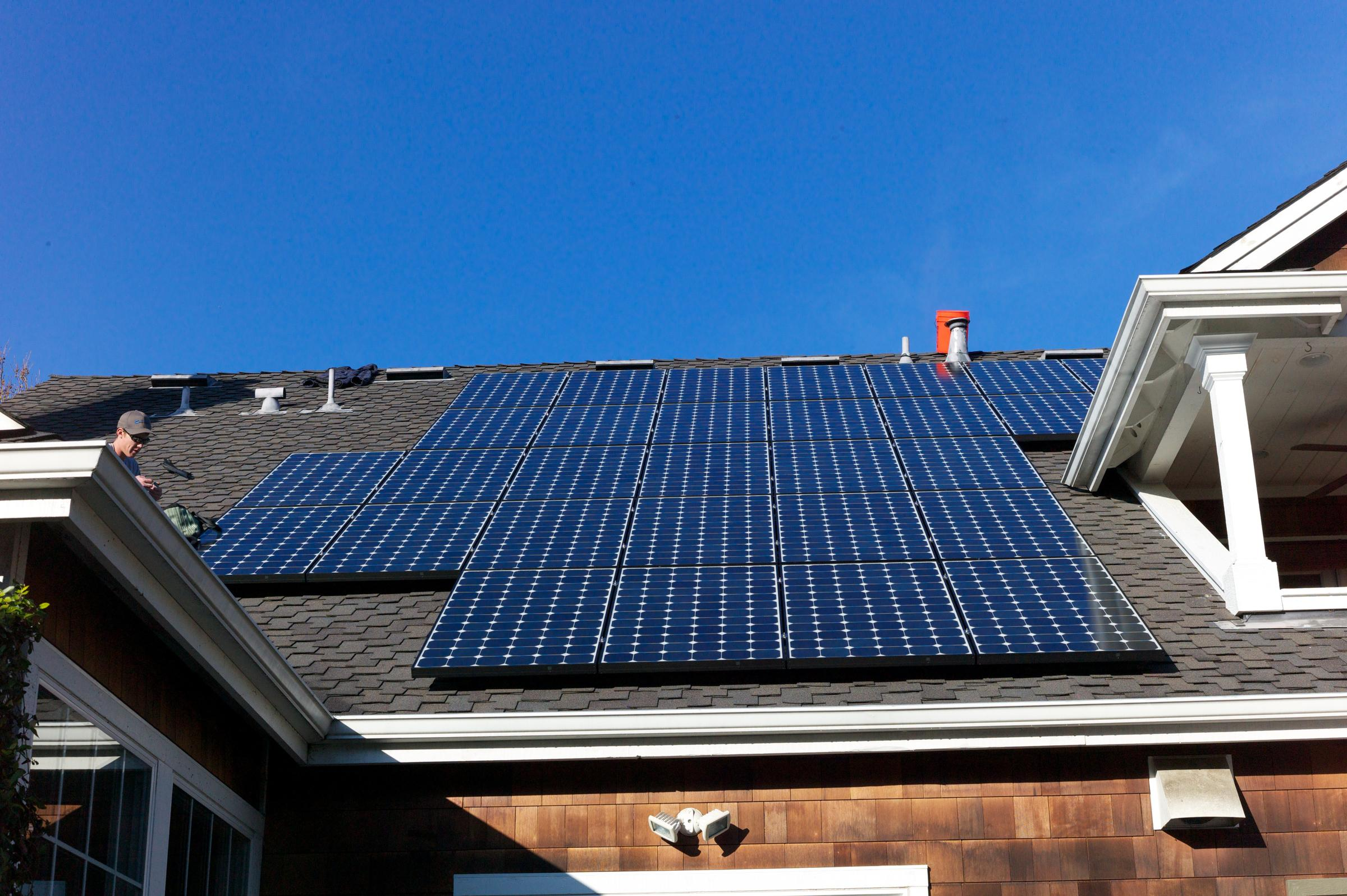 For Low Income Pennsylvanians Solar Energy Doesn T Shine