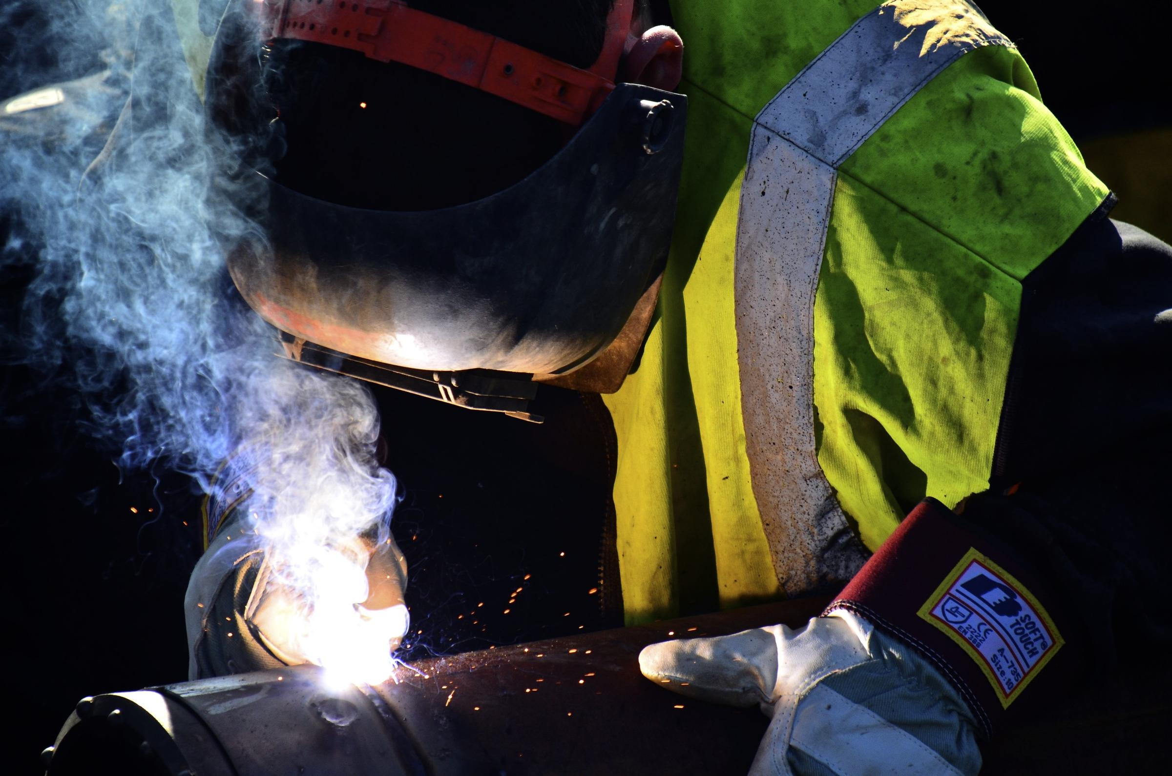 Ccac Brings Back Midnight Welding In Anticipation Of Cracker Plants
