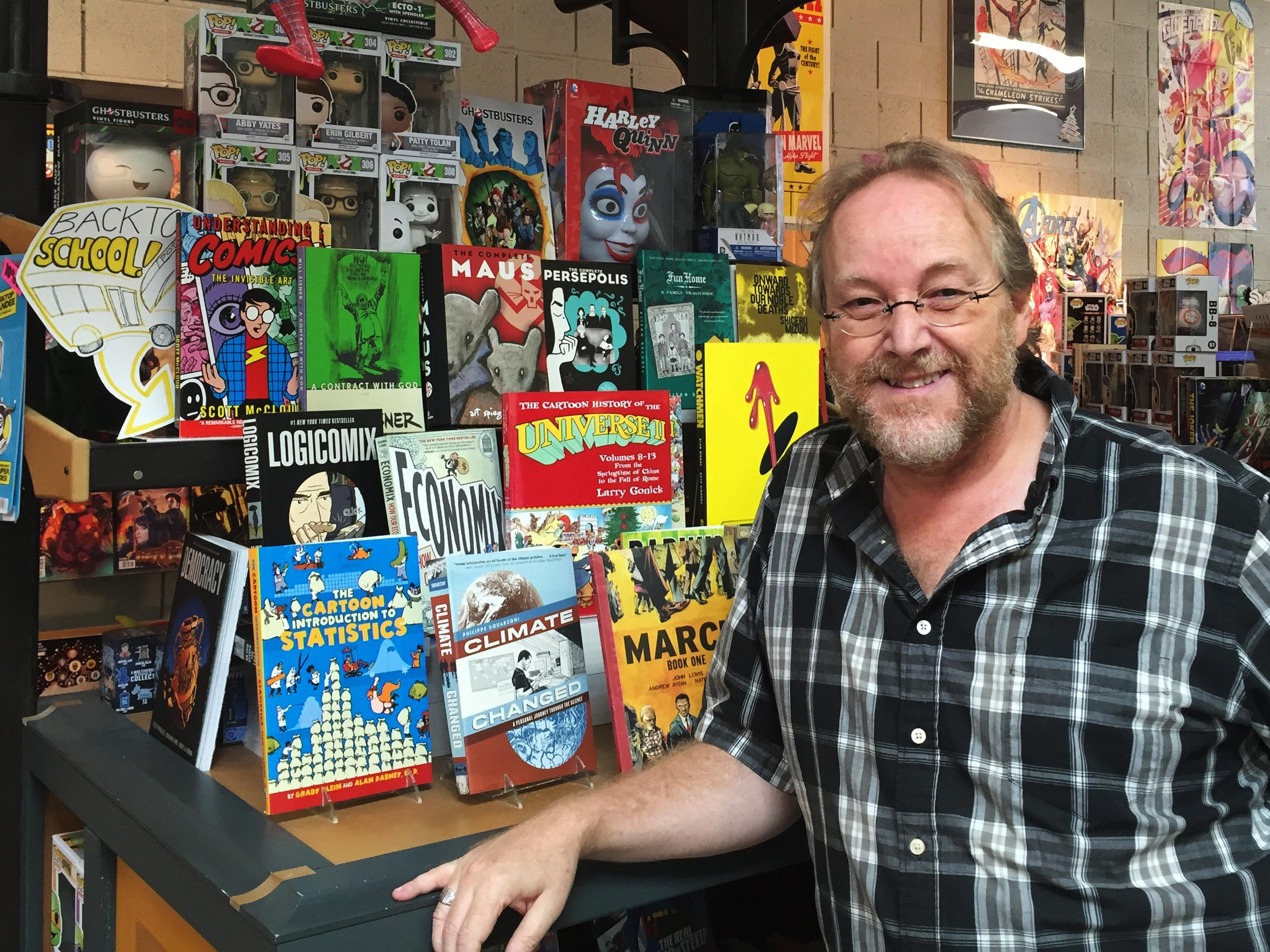 Pittsburgh Artist Reflects On A Diversifying Comic Scene