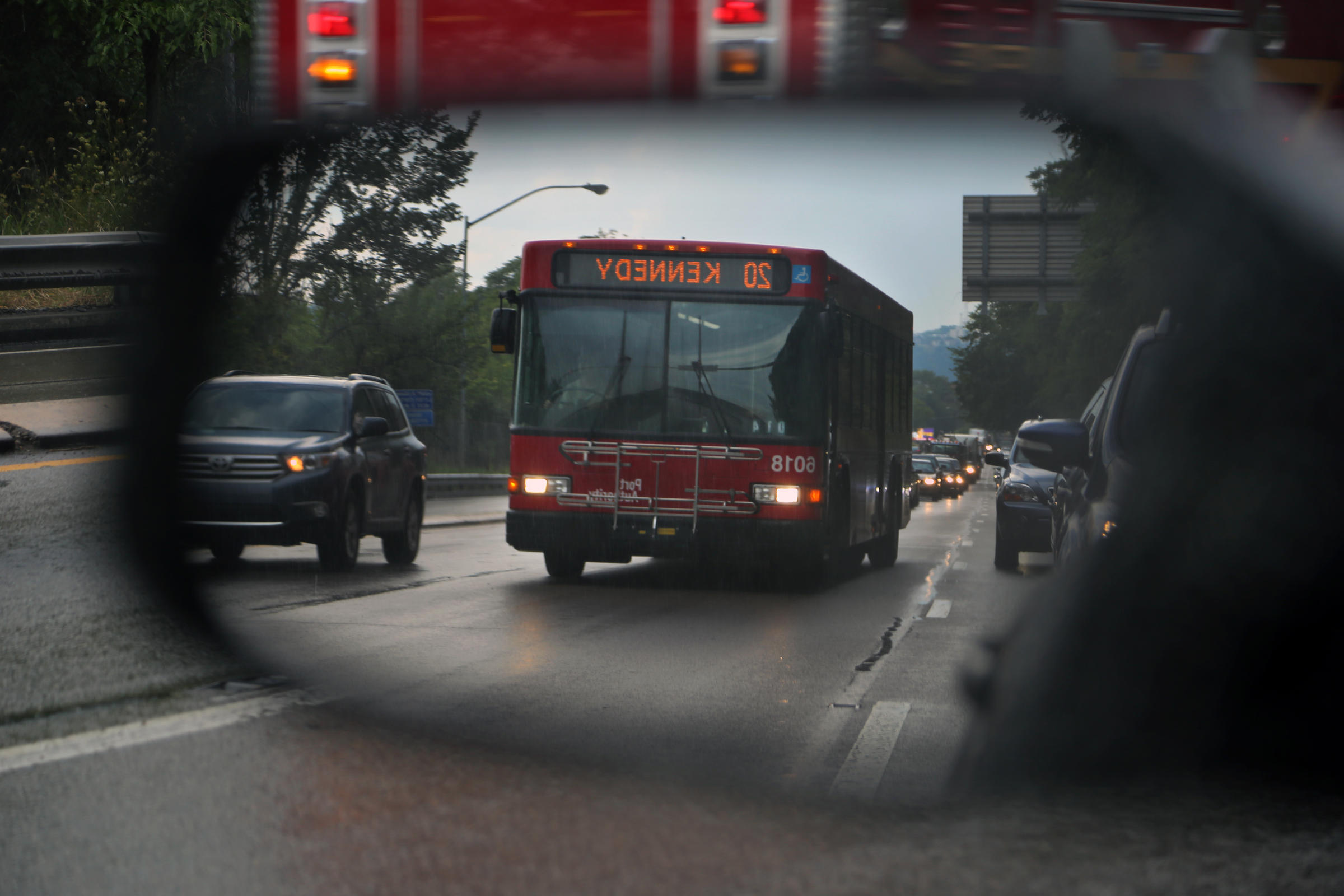 Changes to allegheny county bus system still need some fine tuning some say 90 5 wesa - Port authority bus schedule ...