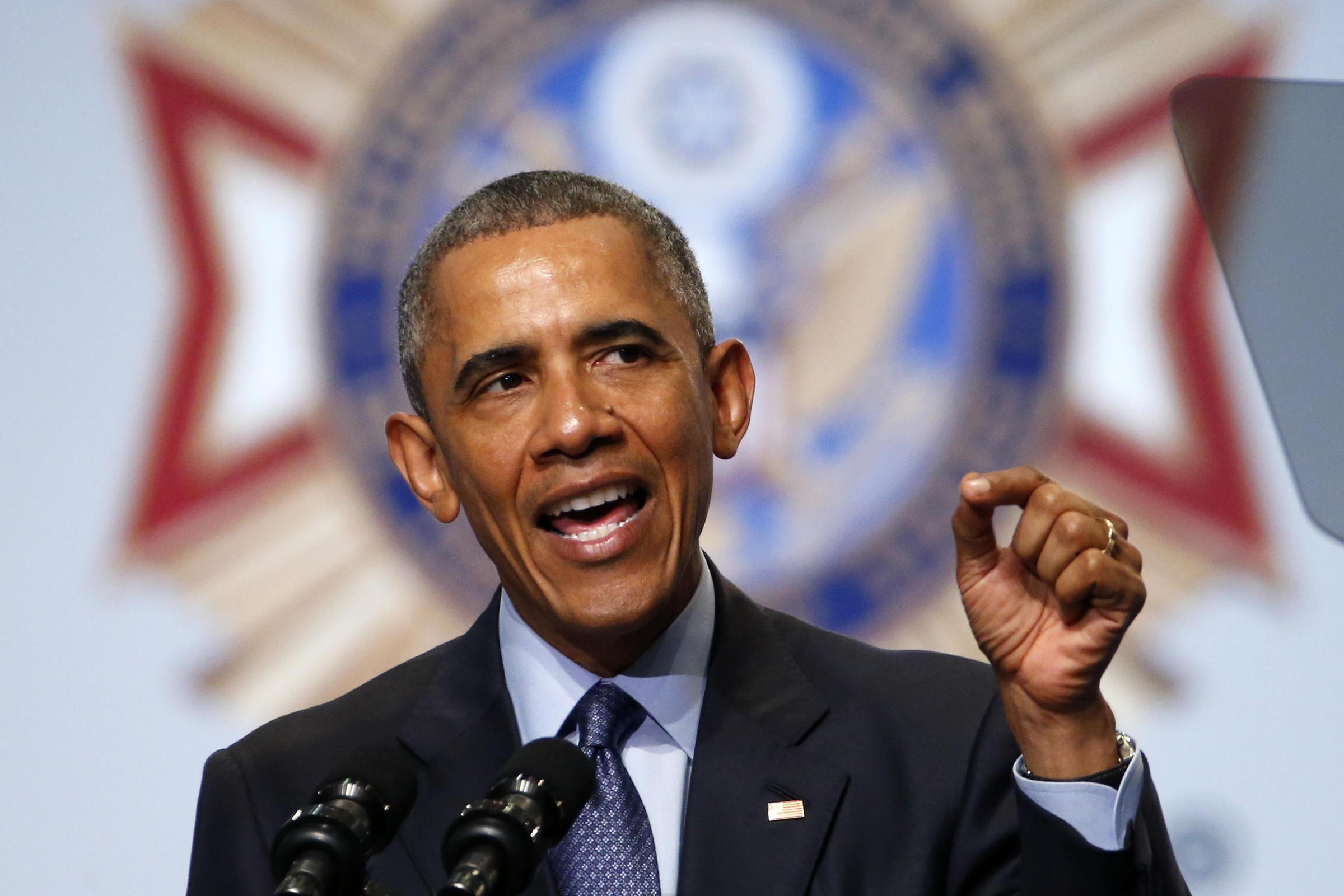 Live Fact Check: President Obama's Farewell Speech   90.5 WESA