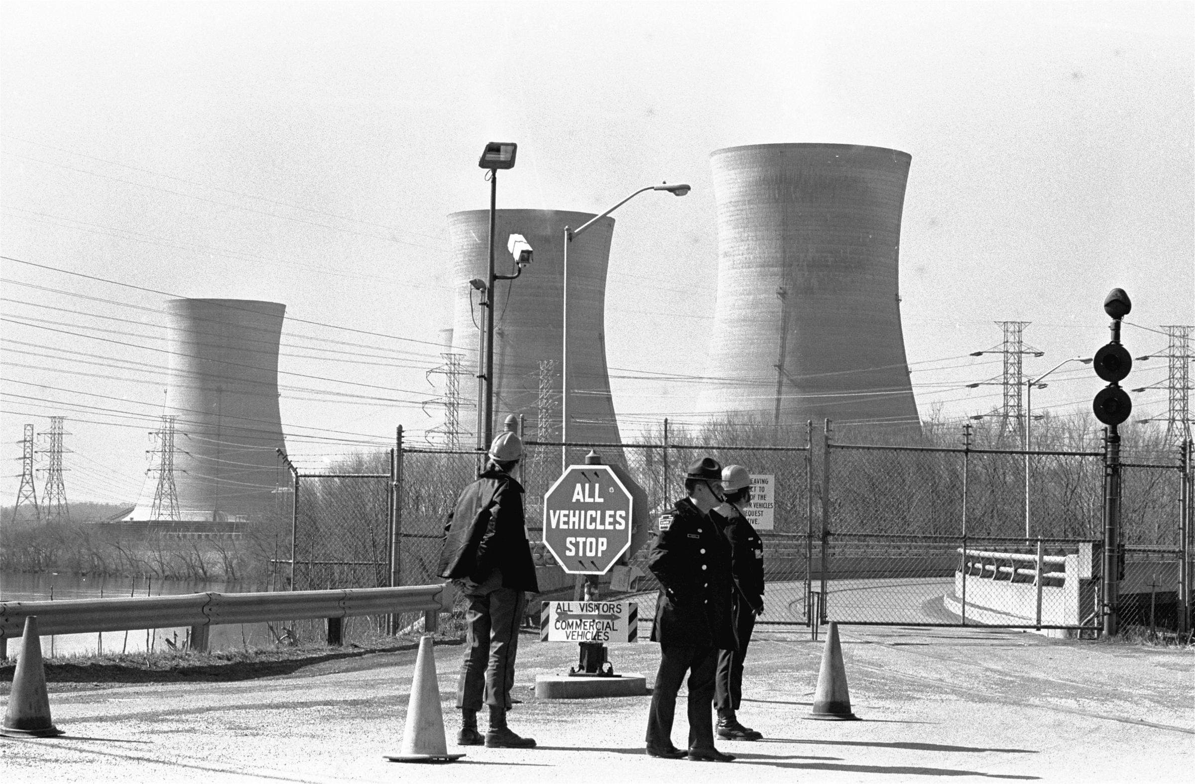 a history of events from three mile island power plant Program description  suddenly malfunctioned at the three mile island nuclear power plant near  in the worst nuclear accident in american history.