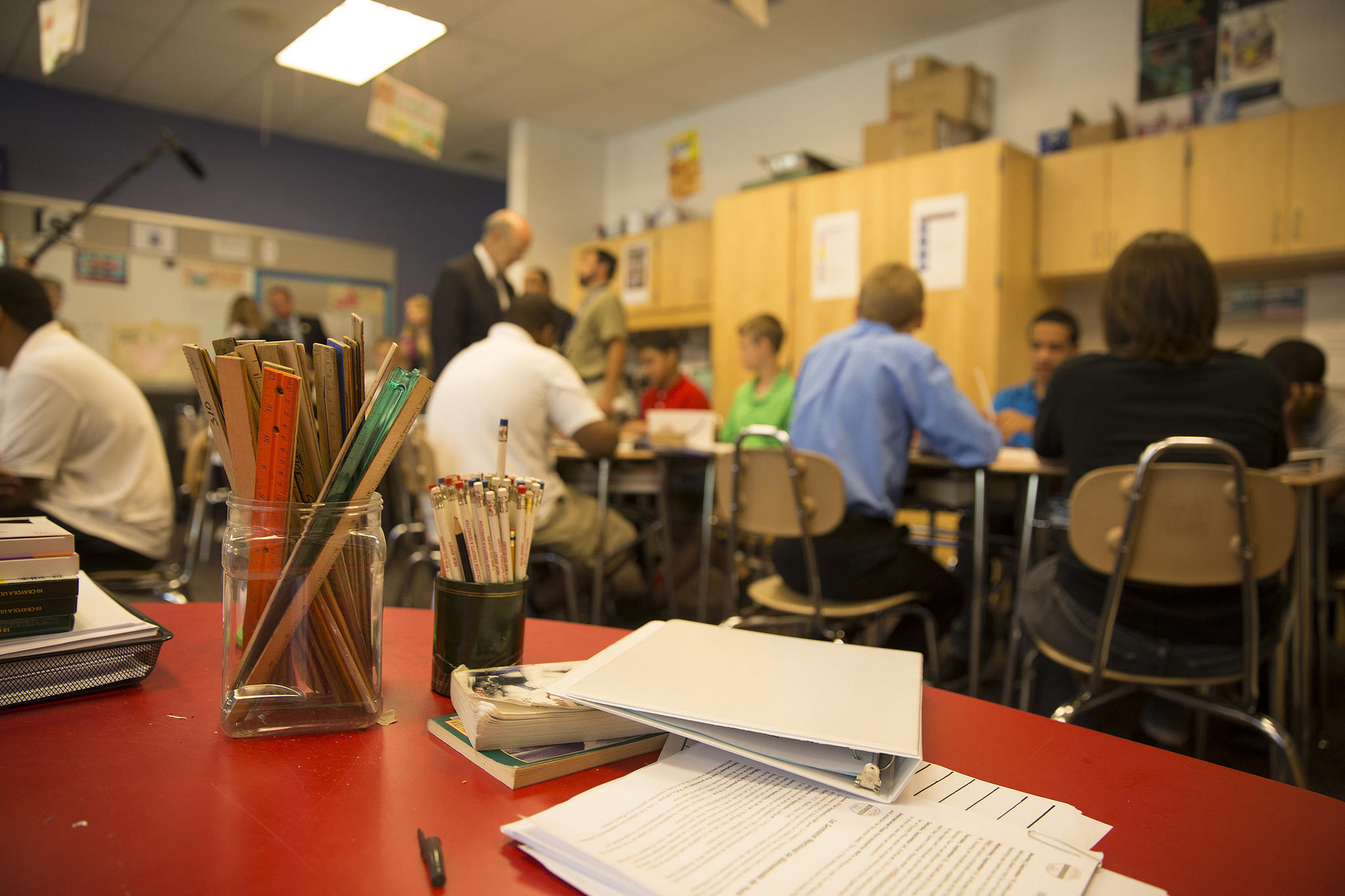 A New Bill Would Drastically Limit The Number Of Out School Suspensions Given