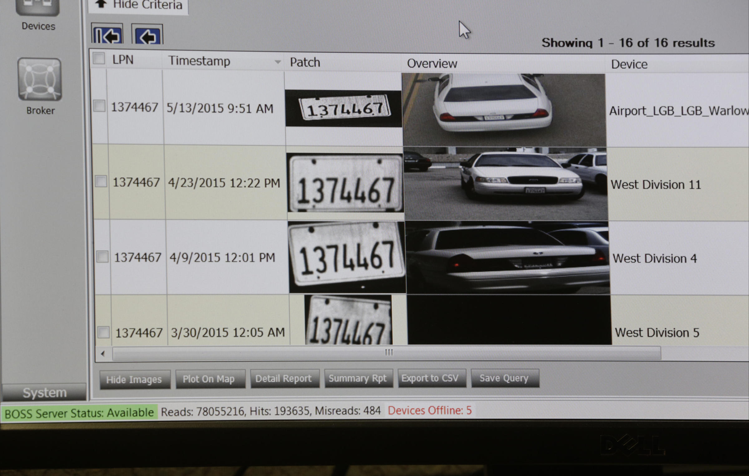 License Plate Readers Are Being Used To Record Pennsylvanians