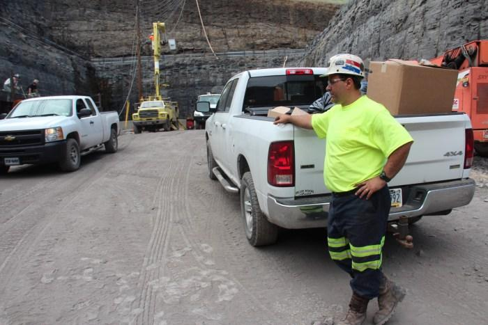 New coal mine touted by Trump opens in Pennsylvania