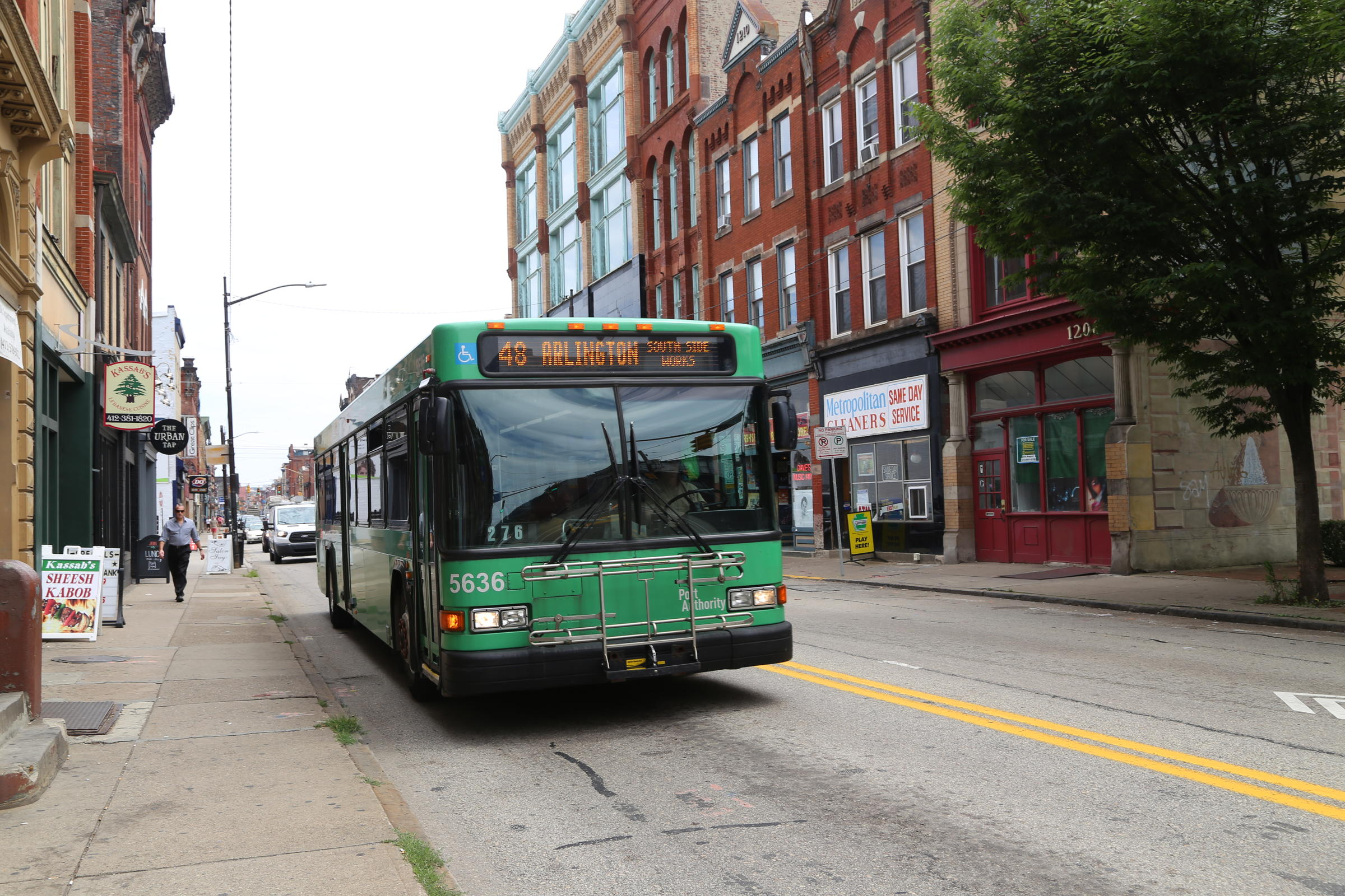 Ride sharing s uneven effect on pennsylvania transit agencies 90 5 wesa - Pittsburgh port authority ...