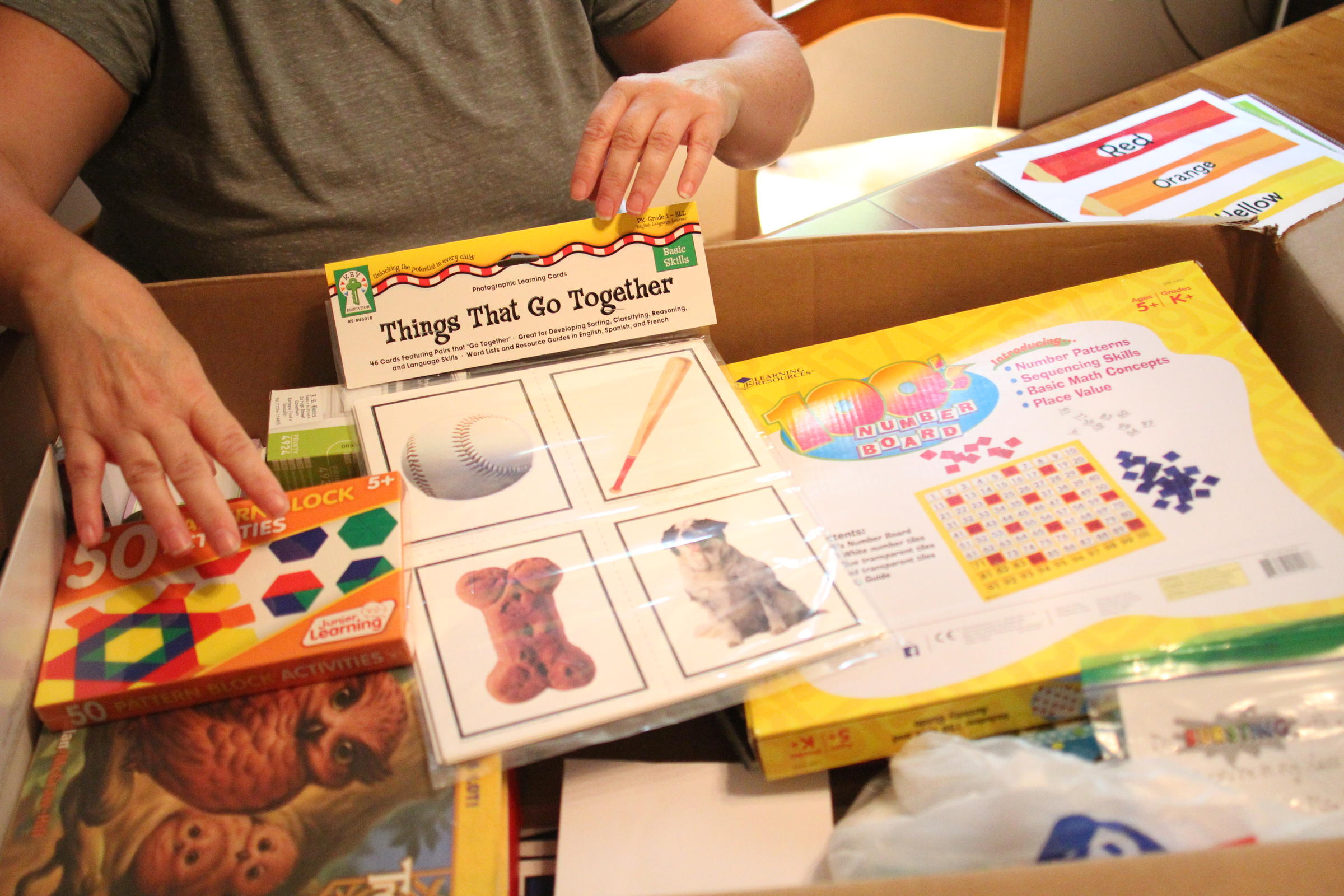 With Tight Budgets Teachers Turn To Crowdfunding School Supplies