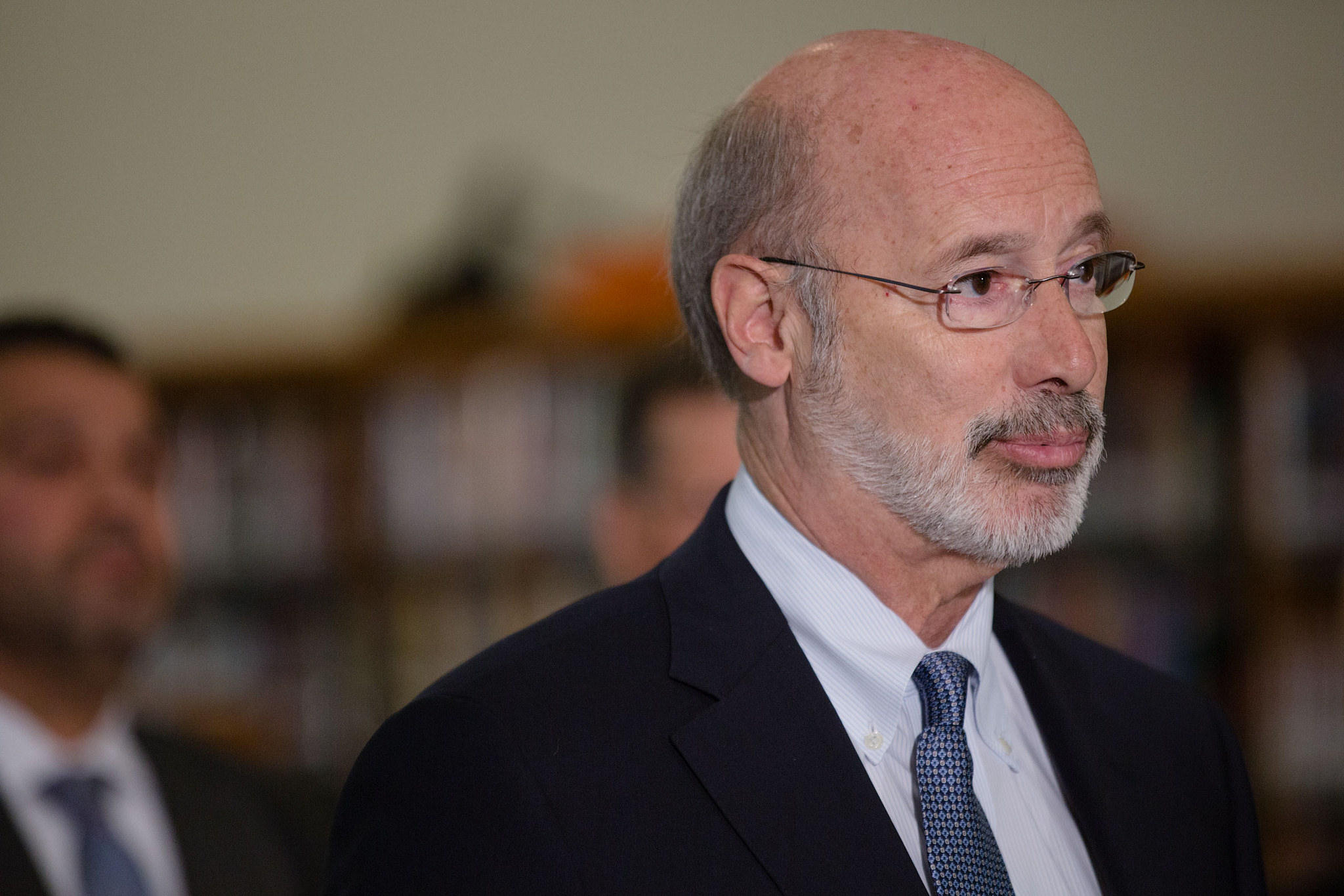 Gov. Wolf Says Time Running Out On Budget Deal Before Downgrade