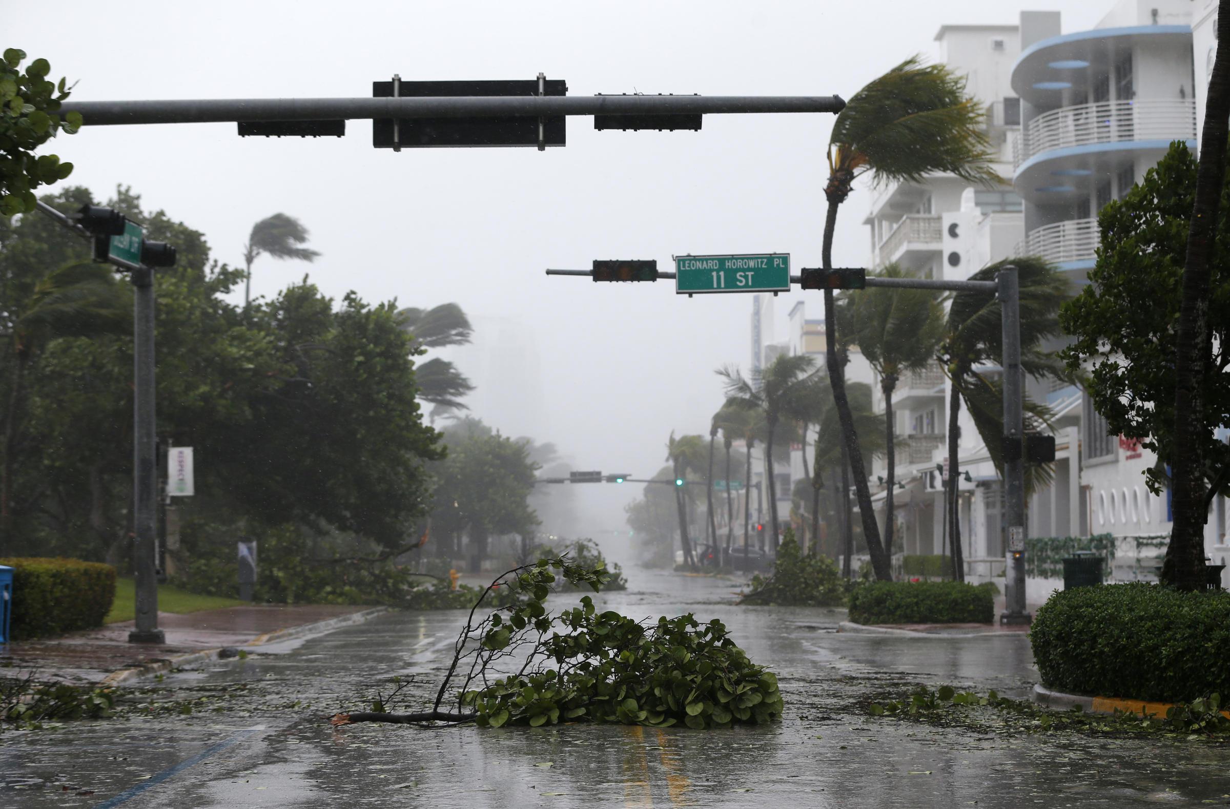 Tornado Boynton Beach Florida