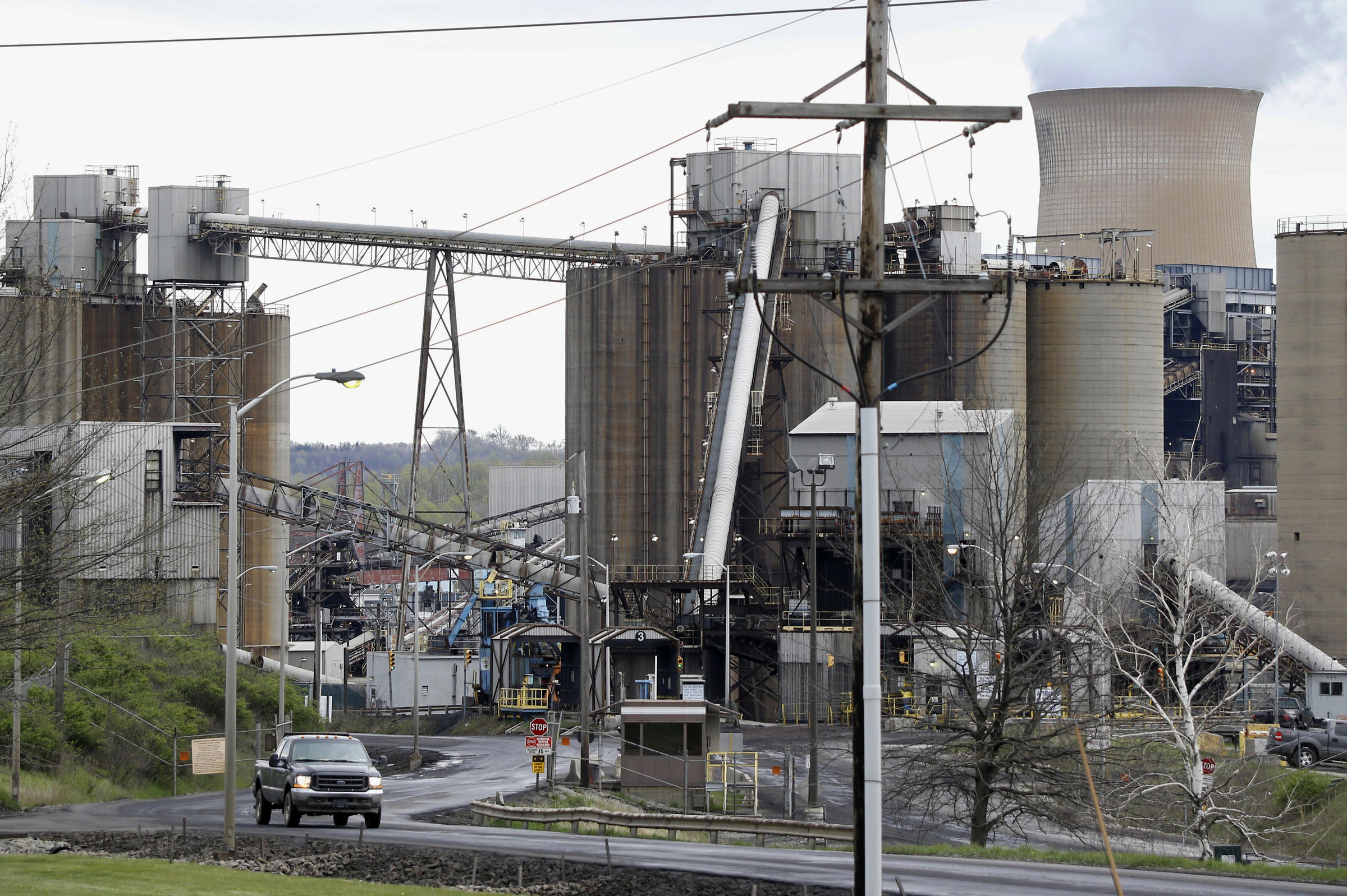 Maryland Suing EPA Power Plant Pollution In Five Upwind States