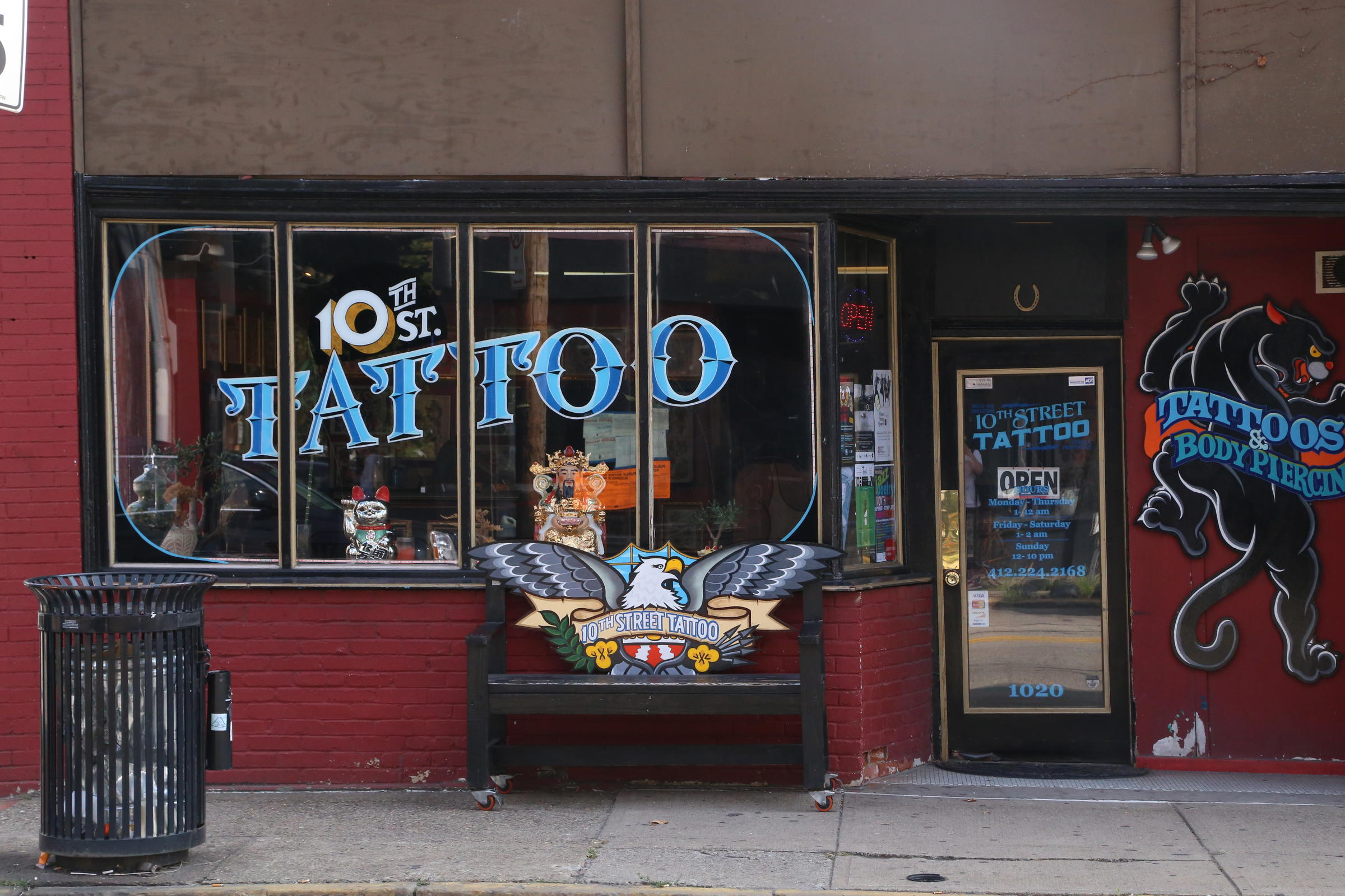 Minors should know risks of body mods before a piercing or for Tenth street tattoo
