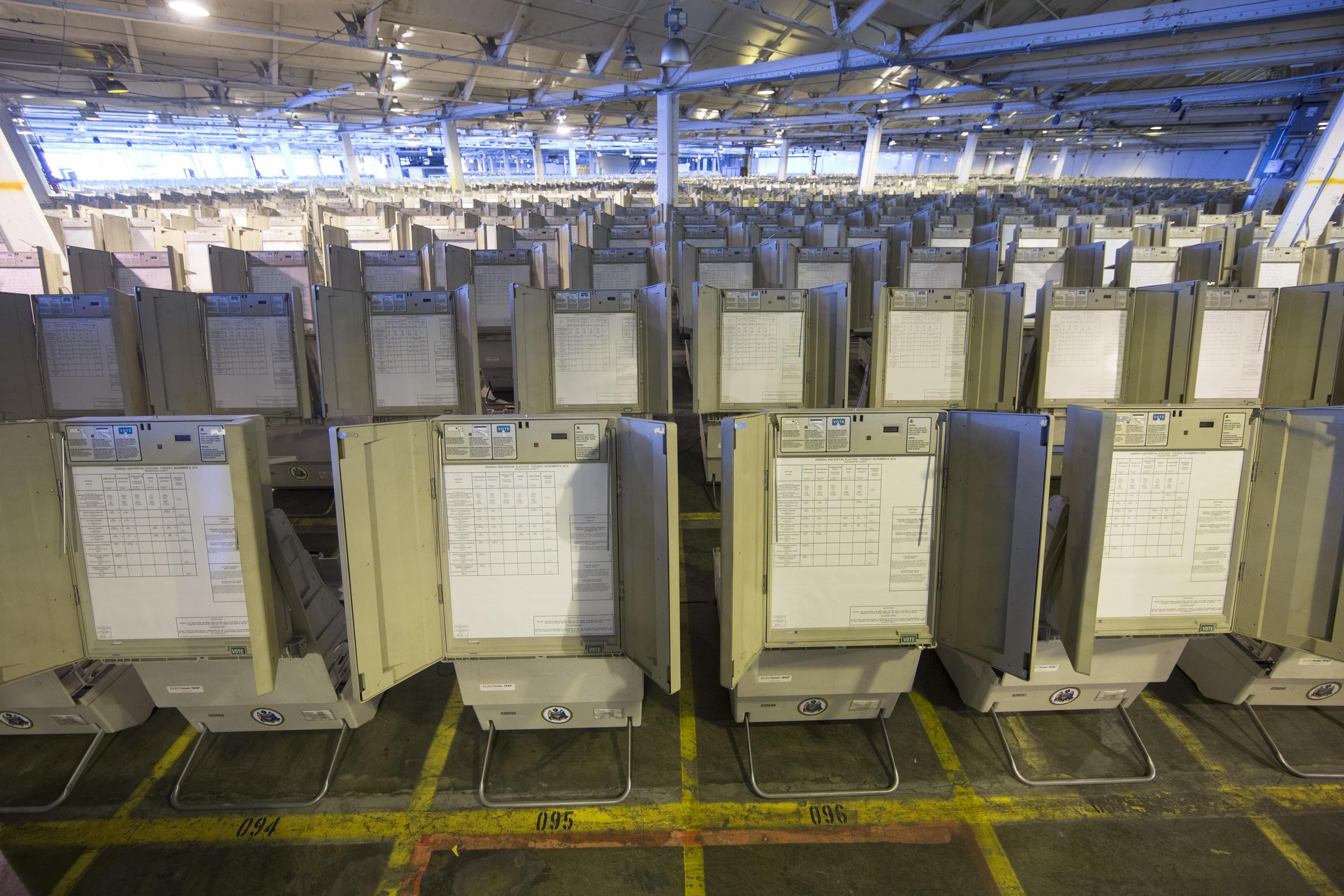 Pennsylvania System Glitch Allowed Non-Citizens to Register to Vote in Philadelphia