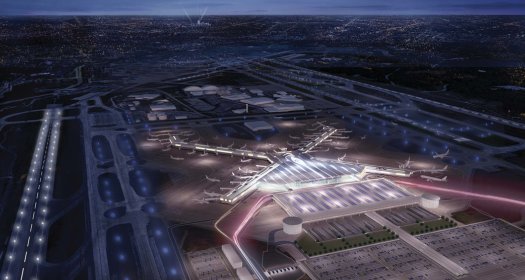 New Landside Terminal To Be Built At Pittsburgh International Airport""