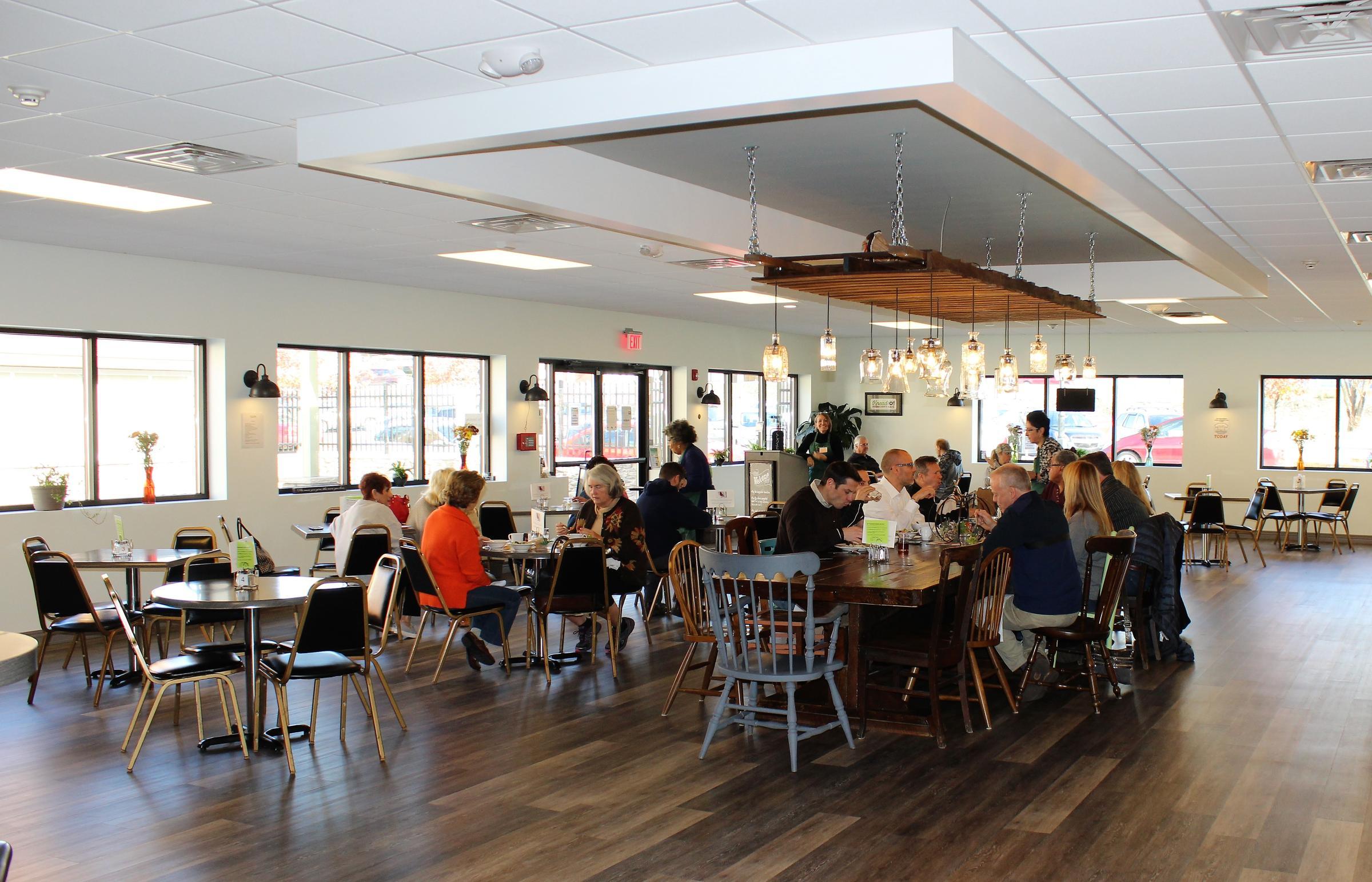 Knead Community Cafe New Kensington