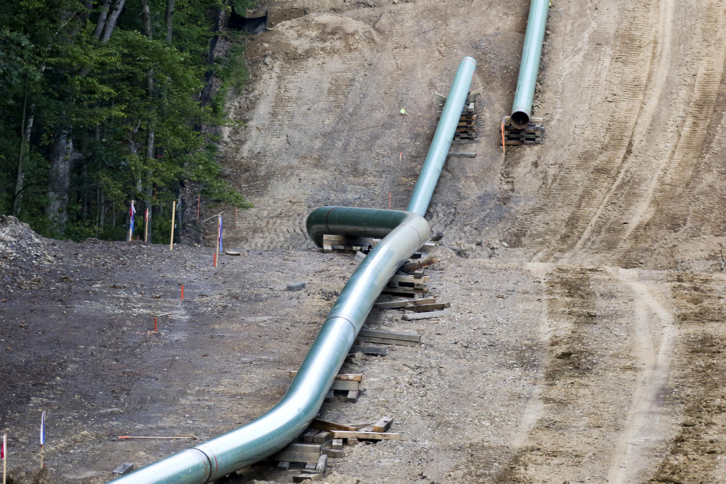 7 Gas Pipeline Protesters Plan To Fight Trespassing ...