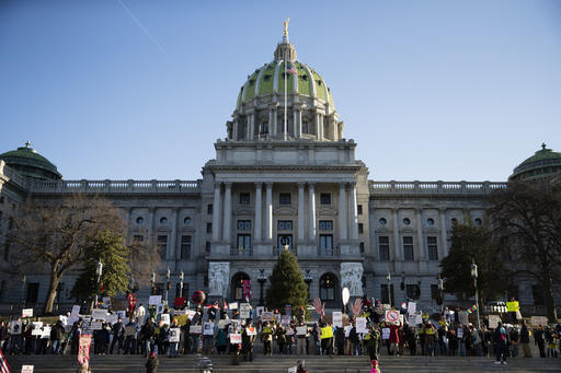 Second PA Gerrymandering Challenge Heads To Trial Today