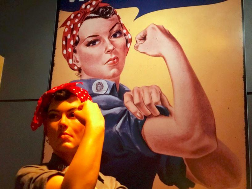 Rosie The Riveter Was Born In Pittsburgh But Shes Probably More