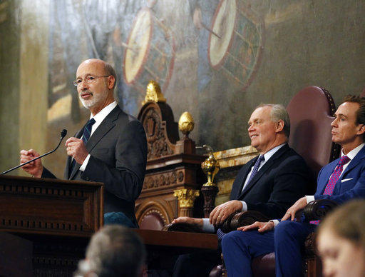 Penn State funding remains constant in governor's budget proposal