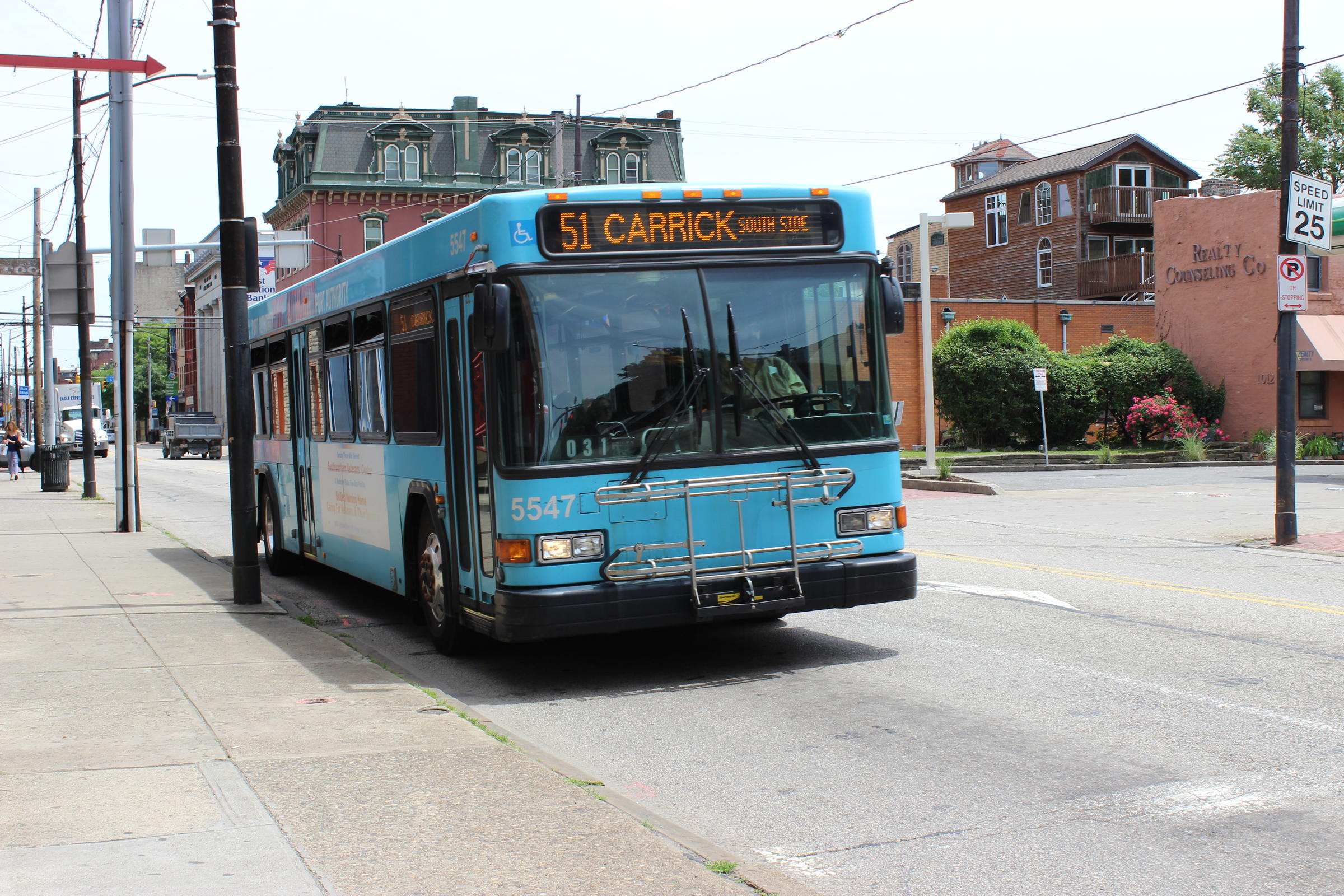 With Potential Brt Grant Funding Uncertain Port Authority