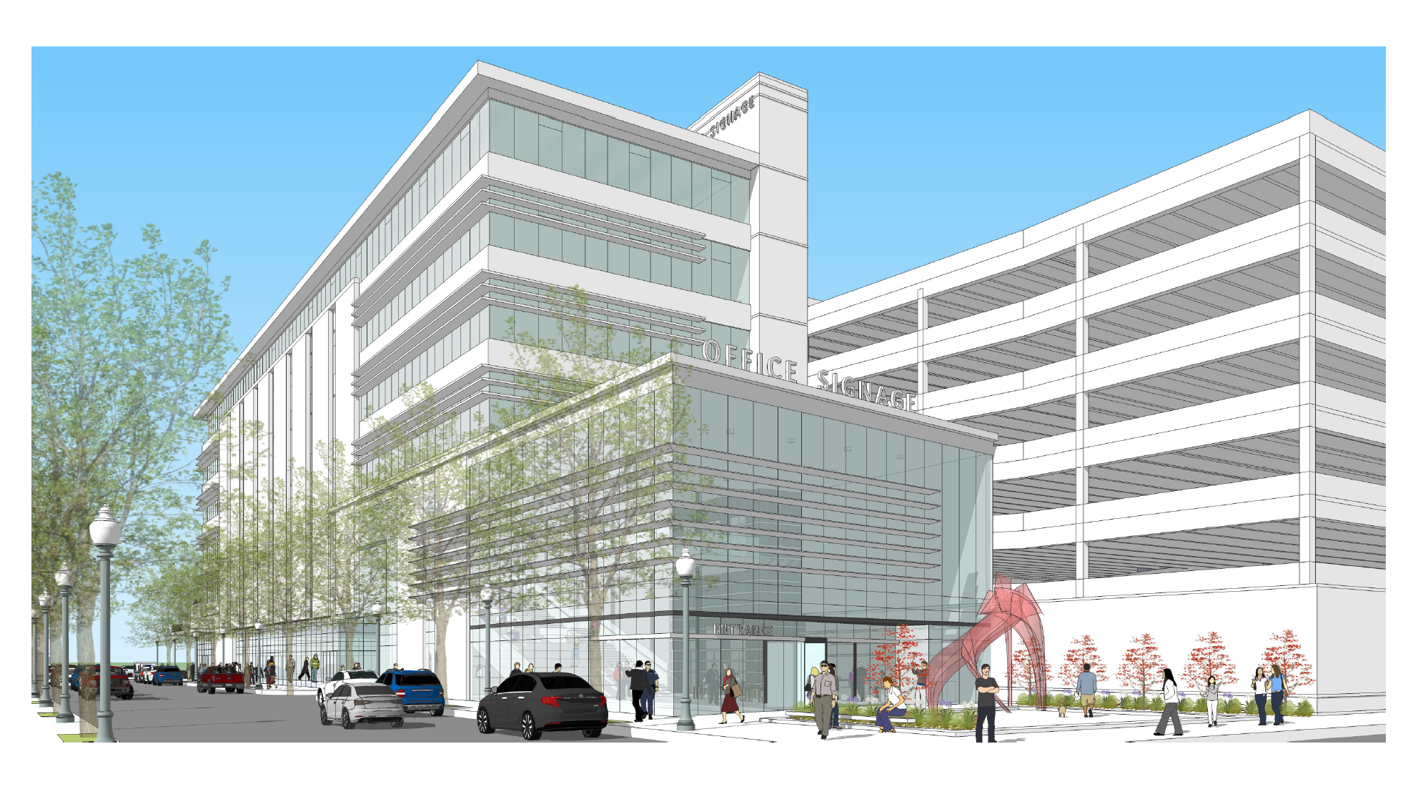 Developer Expects Penn Plaza Site To Help Fund Affordable Housing ...