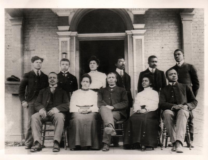 Faculty circa 1890's