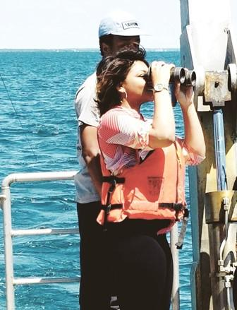 Woods Hole fellowships emphasize all 'hands on' deck