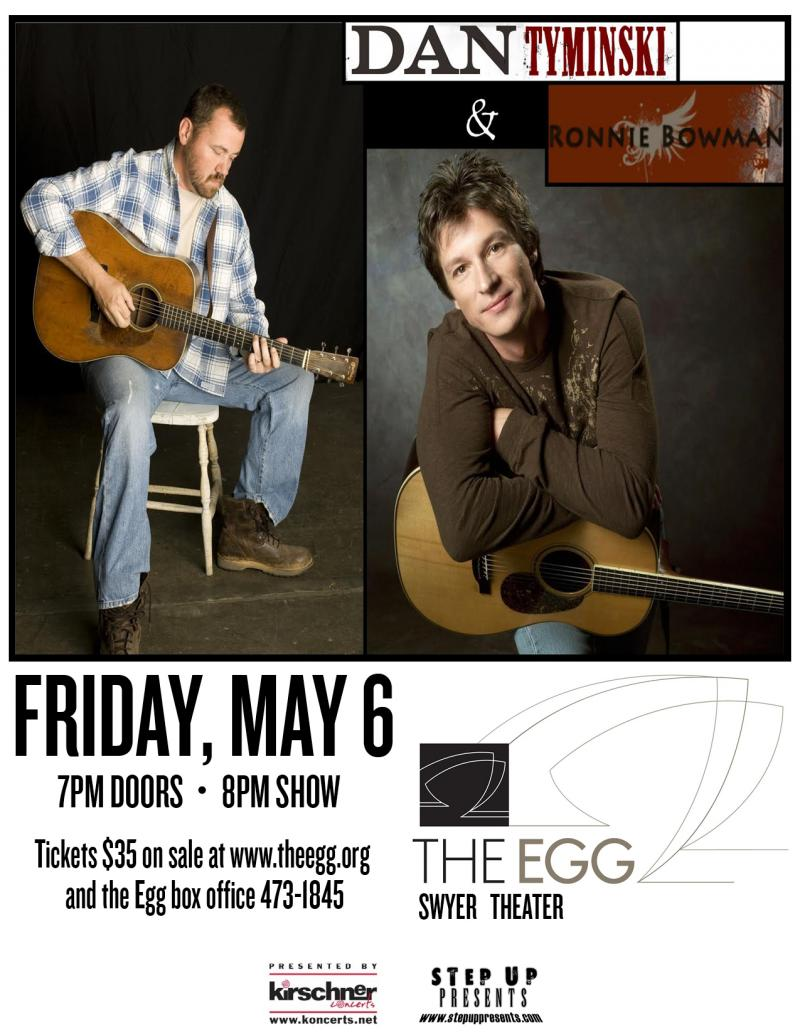 Dan Tyminski at The Egg