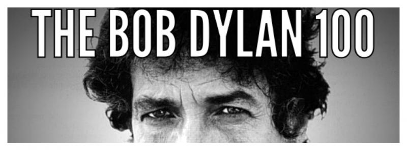 The Bob Dylan 100