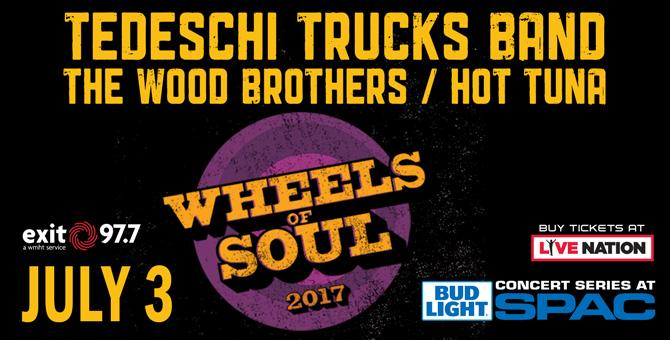 Tedeschi Trucks Band - Wheels of Soul 2017