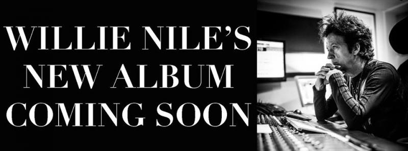 Willie Nile album coming soon!