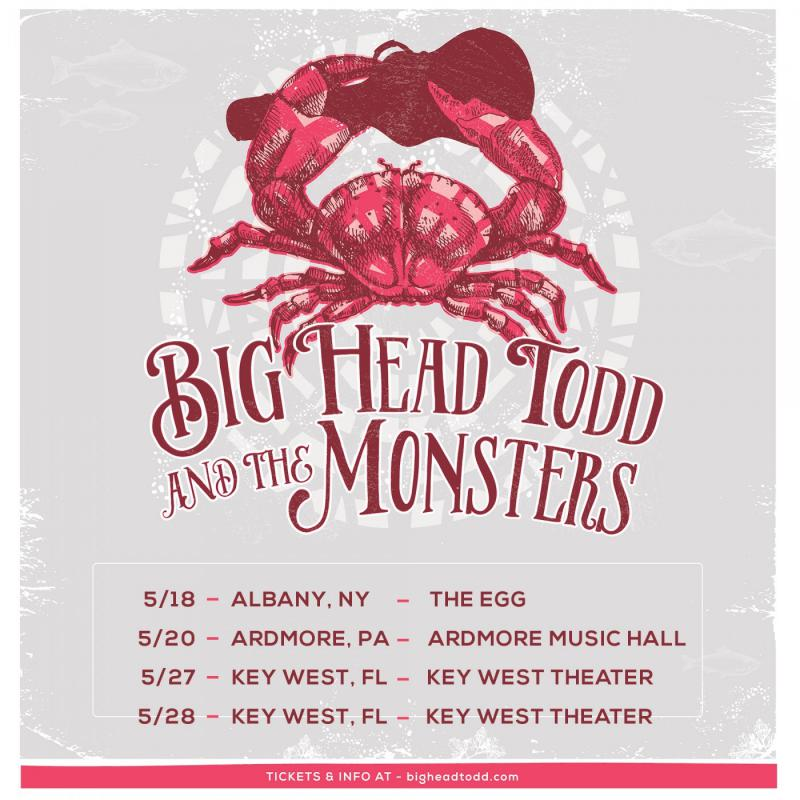 Big Head Todd East Coast Dates