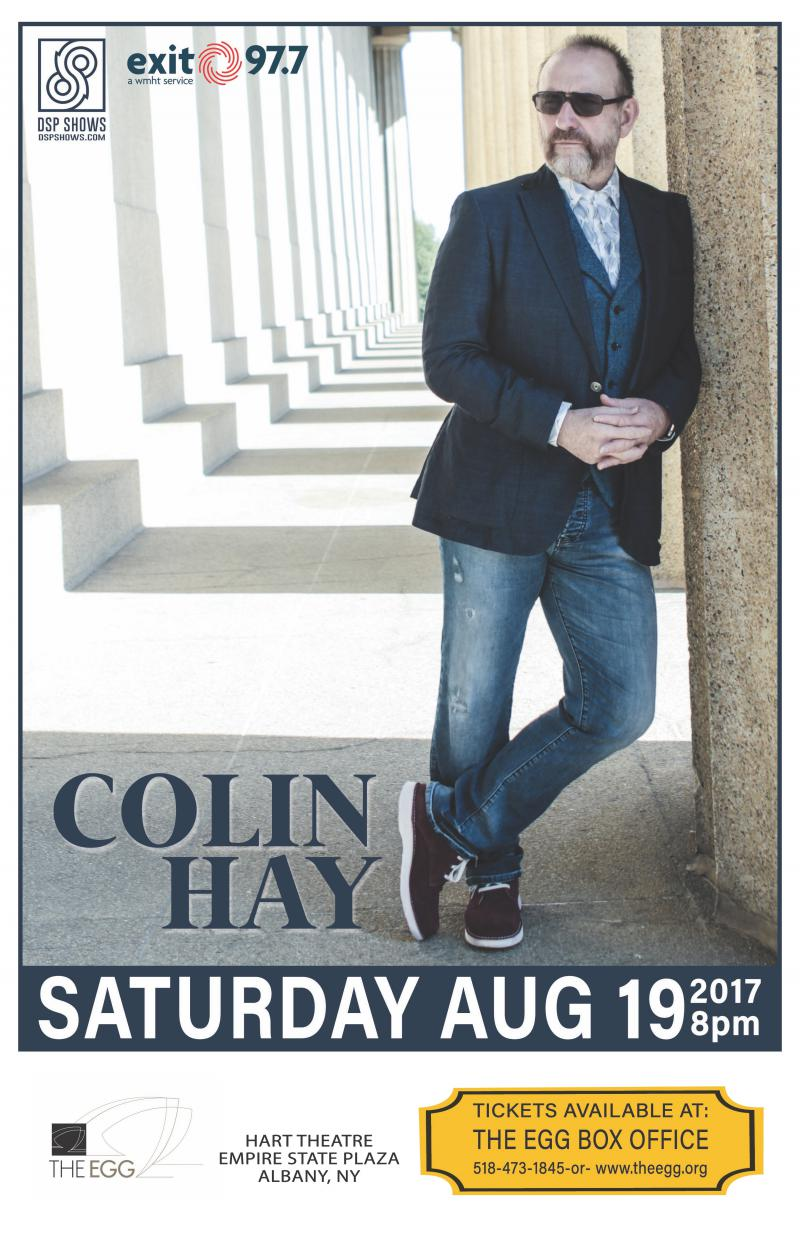 Colin Hay at The Egg