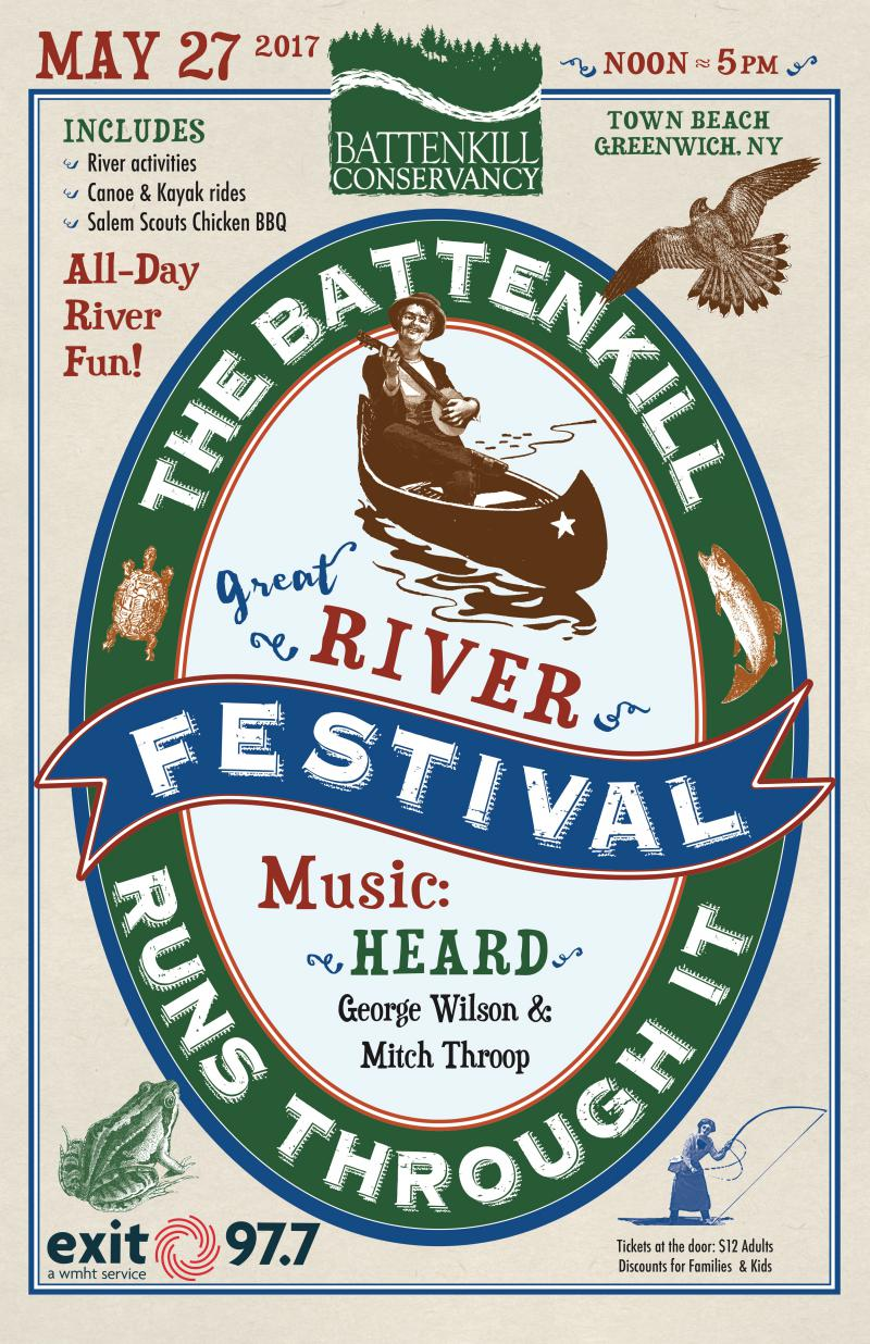 The Battenkill Runs Through It Festival 2017