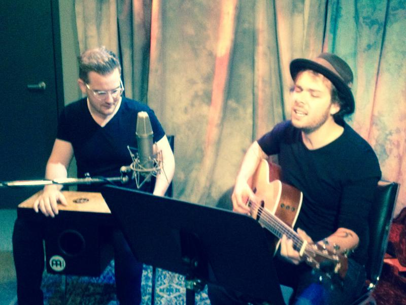 Robbie Christmas & Michael Hannon