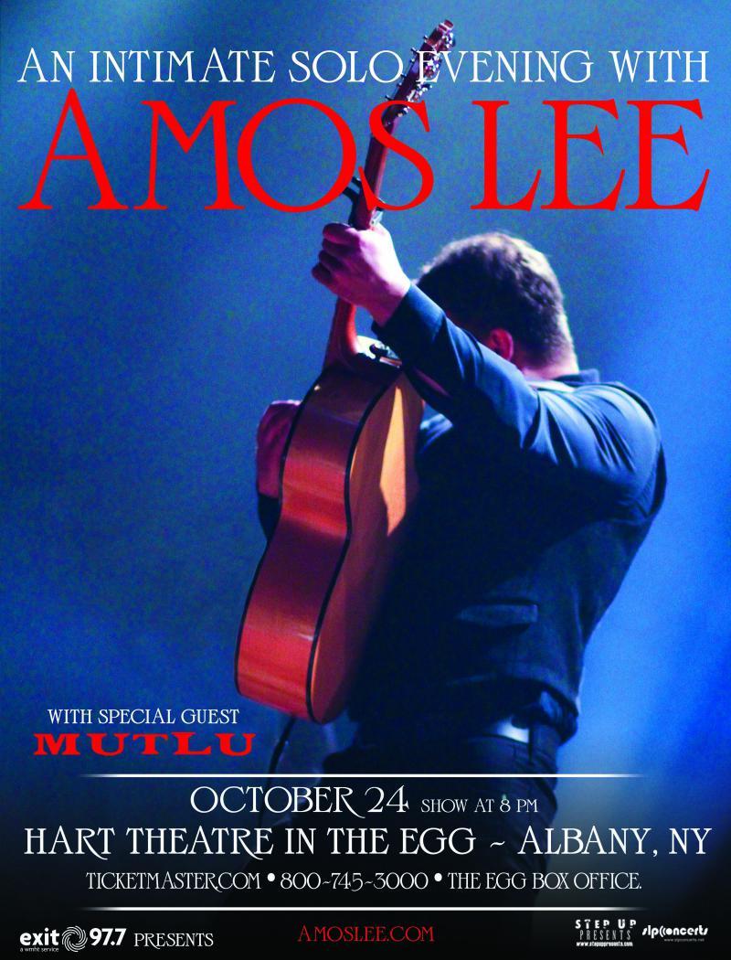 Amos Lee wsg Mutlu