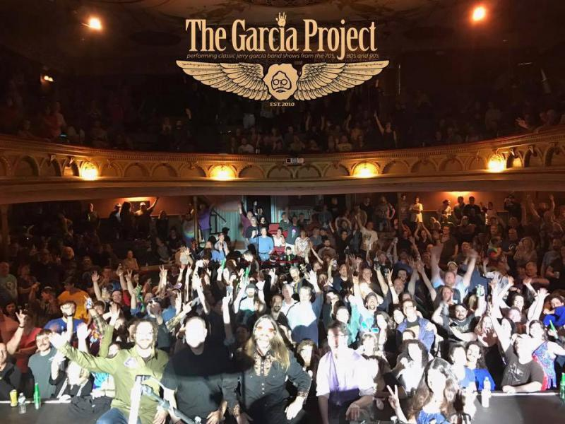 Garcia Project at Cohoes Music Hall