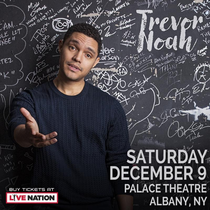 Trevor Noah at The Palace