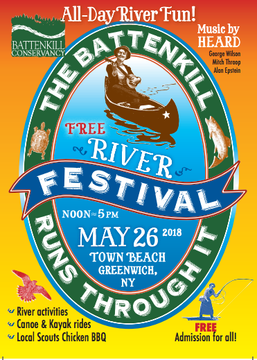 Battenkill Runs Through It River Festival