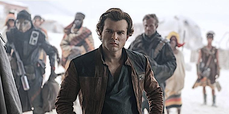 Solo: A Stars Wars Movie