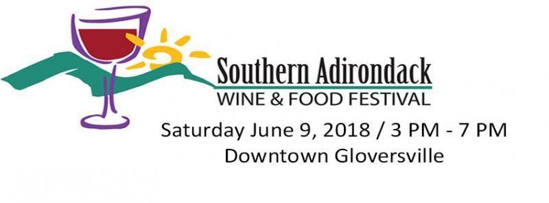 Southern Adirondack Wine & Food Festival 2018