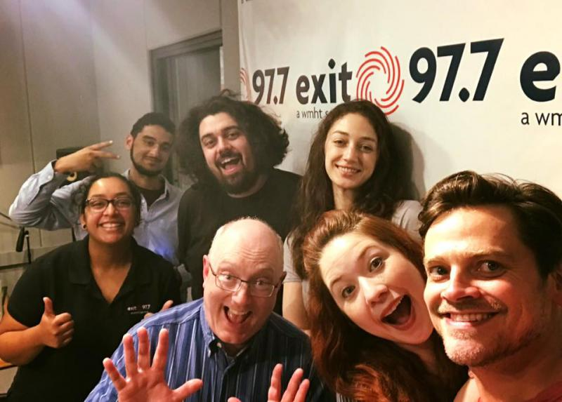 The Sea The Sea with WEXT DJs and Intern Joe