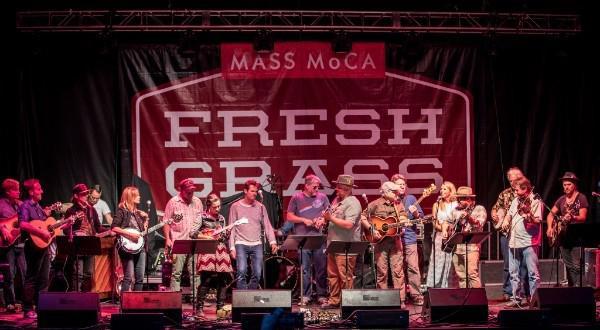 Freshgrass Festival