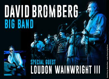 David Bromberg wsg Loudon Wainwright