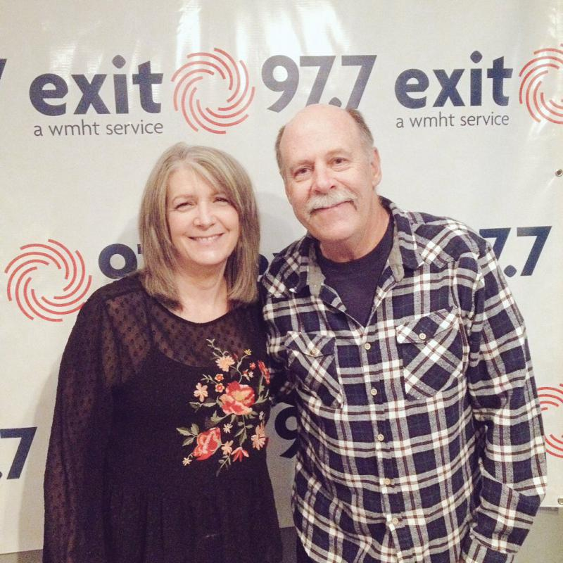 Kathy Mattea with Bill Cooley