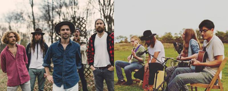 Parsonsfield & Sawyer Fredericks