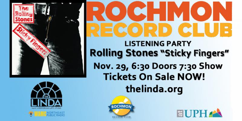 Rochmon Record Club